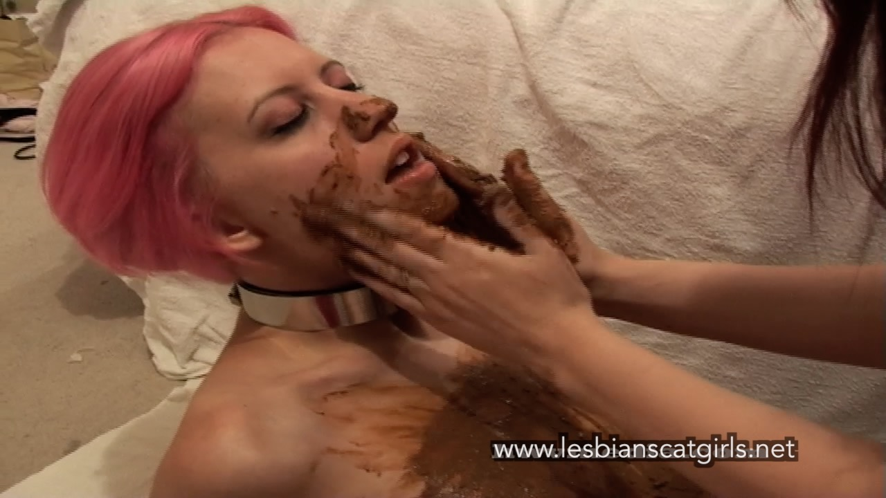 First Time Scat with two Beautiful Girls